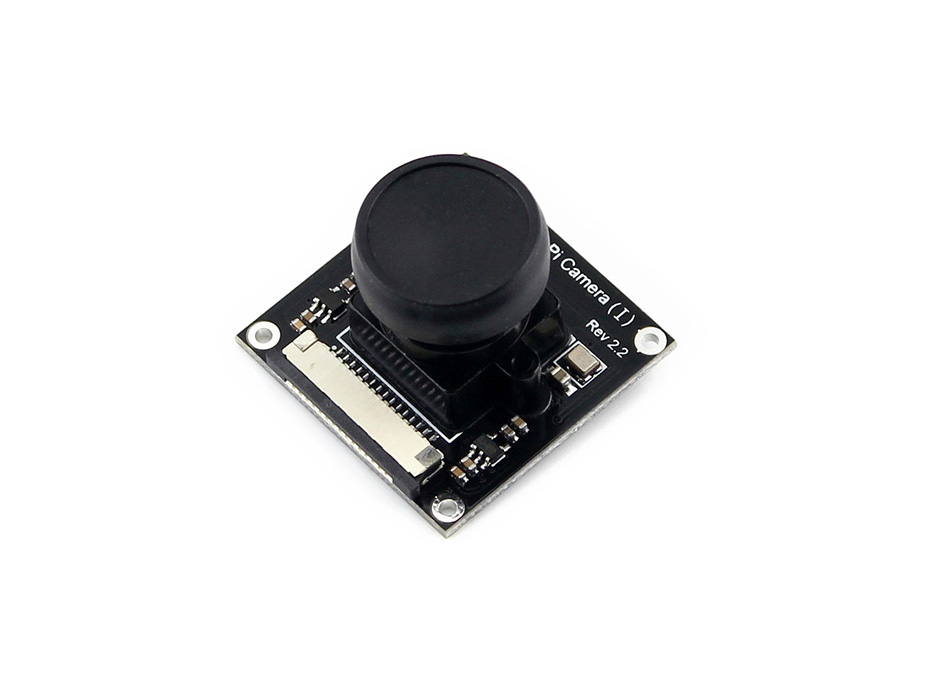 ФОТО Modules Raspberry Pi Camera (I) Module Adjustable Focal Length Night Vision Camera 5MP OV5647 Sensor for Raspberry Pi A/B/B+ 2B/