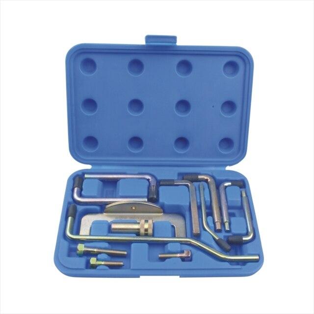 13Pc Diesel & Petrol Engine Timing Kit For Audi VW Citroen Peugeot Volvo Car Garage