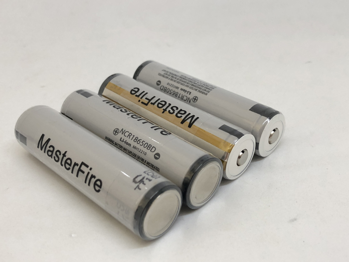 MasterFire Wholesale Protected Original 18650 battery high drain NCR18650BD 3.7V 3200mAh batteries 10A discharge for Panasonic masterfire wholesale 100% original lgdbhe41865 2500mah he4 battery 18650 3 7v power electronic batteries 20a discharge for lg