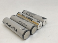 Wholesale MasterFire Protected Original 18650 battery high drain NCR18650BD 3.7V 3200mAh batteries 10A discharge for Panasonic