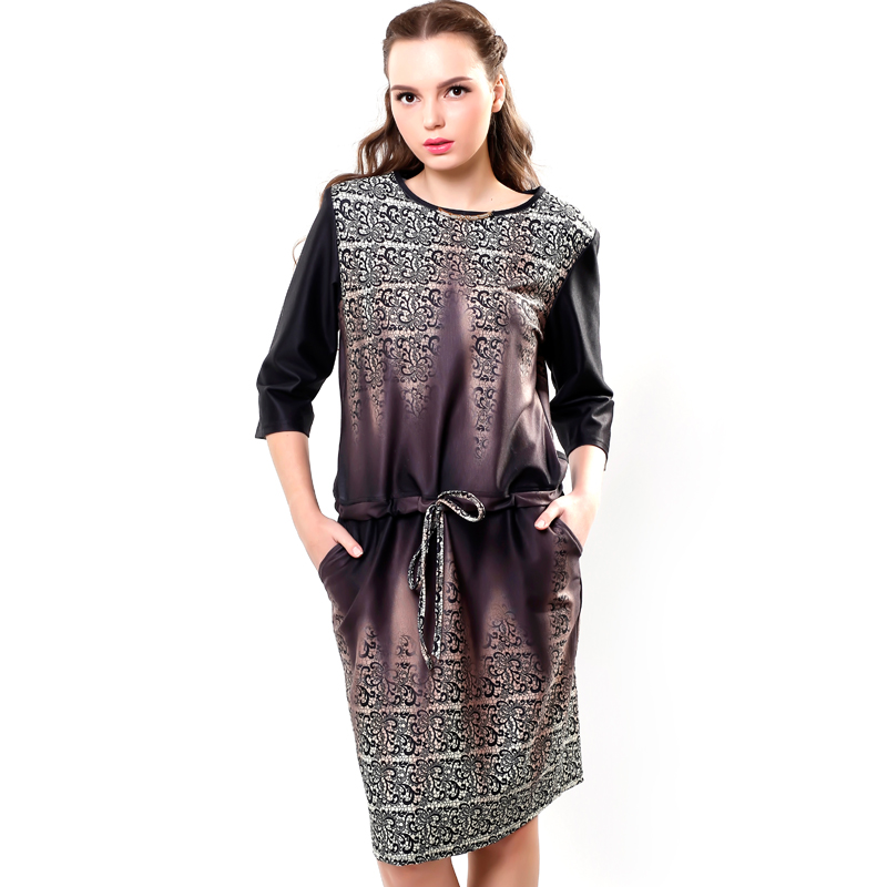 Buy Bfdadi New Arrival Large Size 2016 Women Dresses European Style Retro