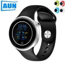 AUN Smartwatch Bluetooth 4.0 incorporado 280 mAh Batería Impermeable Del Deporte Relojes Inteligentes Mujeres para IOS/Android Dispositivos Portátiles C5