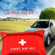 Car Bag First Aid Bag Emergency survival bag Mini Family First Aid Kit Sport Travel kits Home Medical Bag Outdoor недорого