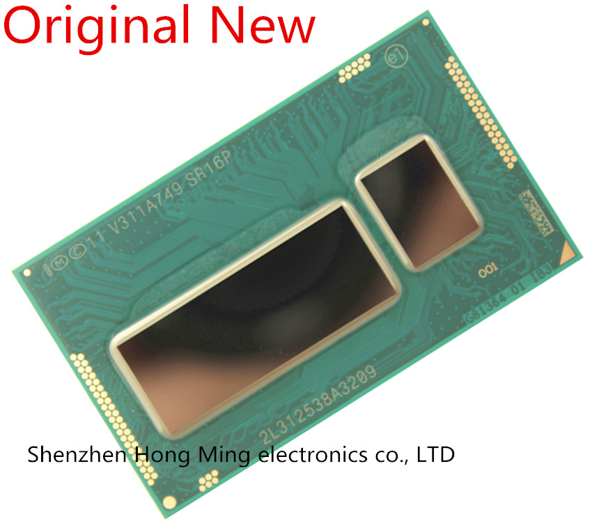 100 New CPU i3 4100U SR16P i3 4100U BGA Chipset