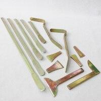 Панель молотки листового металла формирования ложка молоток prybar кузова Дент Ремонт автомобильной мастерской гараж ручные инструменты ком