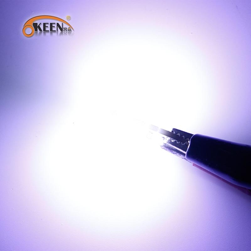 OKEEN ավտոմեքենաների ոճավորող PCS սպիտակ - Ավտոմեքենայի լույսեր - Լուսանկար 6