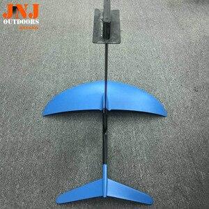 Image 5 - Hoja de carbono de ala grande con mástil hueco de aluminio para efoil