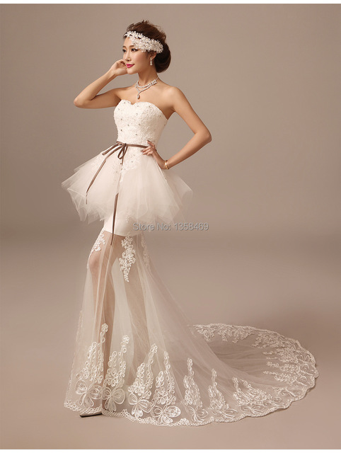 2014 hot selling lace tea length wedding dress chapel train 2014 hot selling lace tea length wedding dress chapel train mermaid wedding dress 2014 plus size junglespirit Image collections