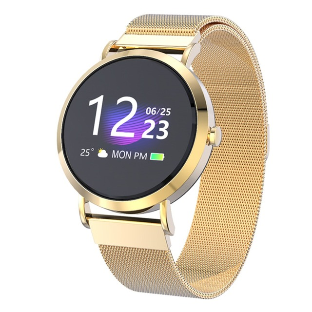 CV08C Smart Watch IP6 7Waterproof Heart Rate Blood Pressure Monitoring Fitness Tracker Bluetooth Connection Watch For AndroidIOS