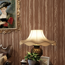Chinese Style Wallpaper Vintage Wood Grain Non Woven Beige Creamy White Bedroom Living Room Wall Wallpaper Mural papel contact wall stickers home decor rustic wood grain american style non woven wallpaper elizabethans wallpaper vintage green waistline ab