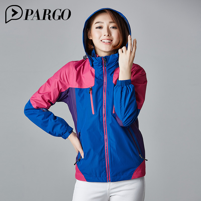 PARGO Outdoor Jacket Female Softshell Jacket Women Waterproof  Sportswear Camping Travel Clothes Women Windbreaker For Cycling ветровка dickies softshell jacket navy