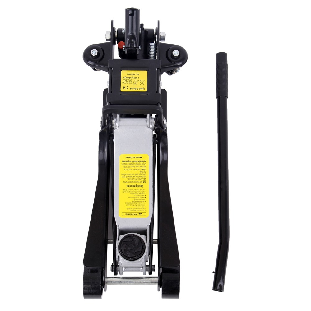(Shipping from  DE) 2.5T Ton Trolley Jack Stand Hydraulic Lift Car Van Protective Rubber Saddle Pad  Lift 80-365 mm  цены