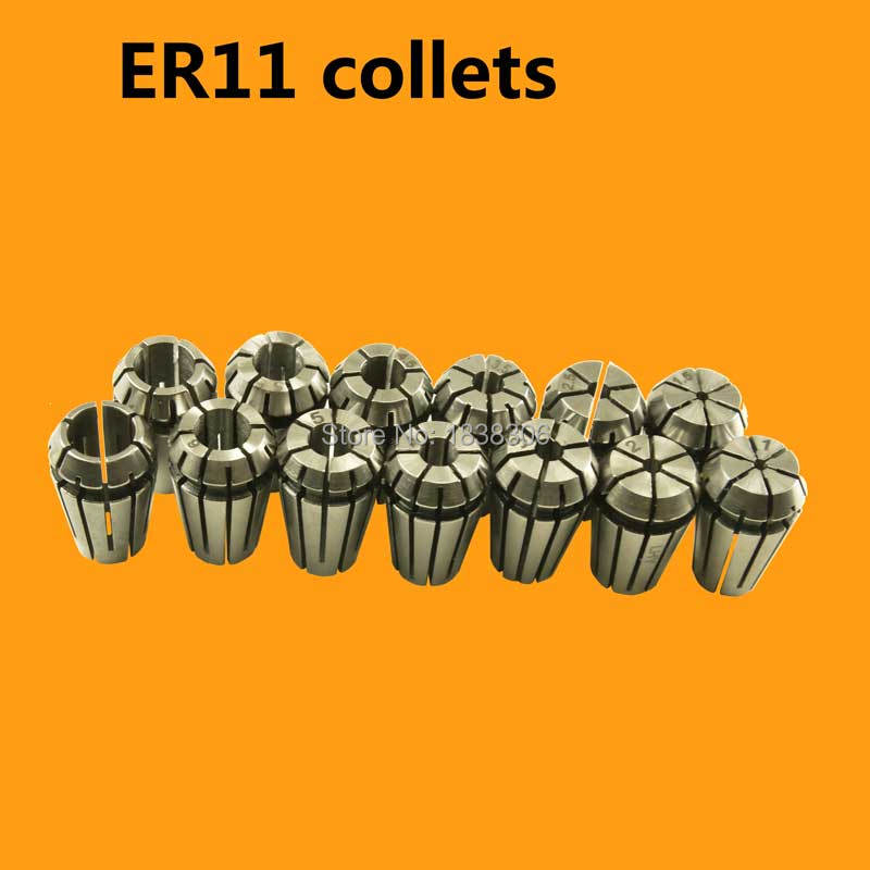 ER Collet Chuck Holder ER11 3.175 8mm adapter clamp Drill chuck cnc router bits tools wood pcb ball nose twist drill reamer 24v mini electric hand drill dc motor b10 0 6 6mm chuck with twist drill bits set fit wood pcb pvb plastic hole saw power tools