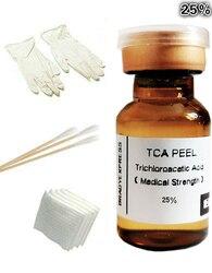 2 Ml 25% Tca Huid Schil Kit-Huid Lichter, Huid Bleken, Huid Lightener Whitener Gratis Verzending