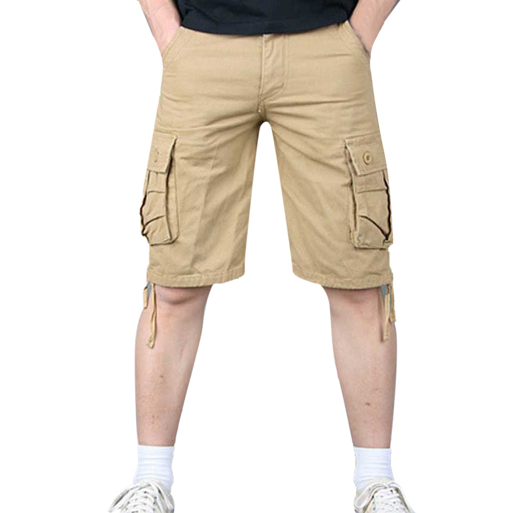 Fashion Shorts Size Summer Casual New High 5-Different-Colors Men Man's Hot-Selling