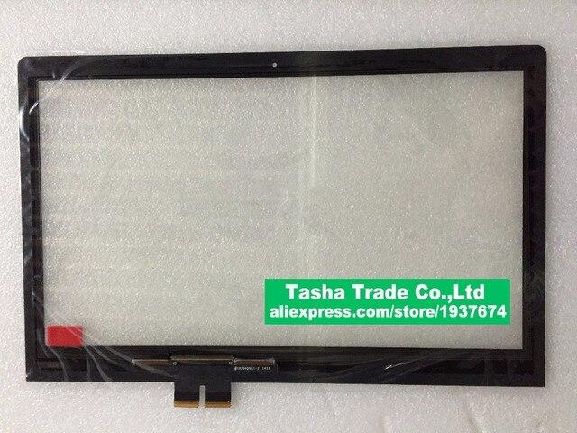 15.6 сенсорный экран digitizer стекло для yoga 500 15 Lenovo flex 3 15 131754QV1. 1 сенсорный ноутбук дигитайзер