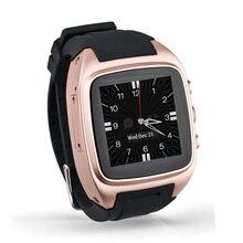 Android Smart Uhr Wristwatvvtch X02 mit 1,5 zoll 240*240 IPS Smartwatch GPS + 3G + WiFi + GPRS Bluetooth Uhr Telefon PK X5 S29