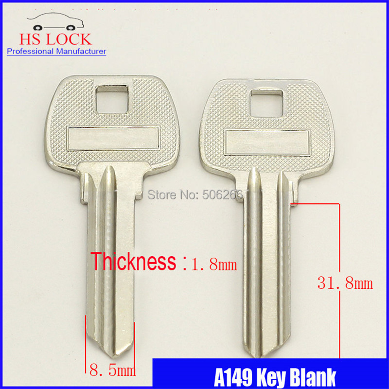 electric long bath Key blank Locksmith Supplies Blank Keys cilvil Horizontal key machine A149