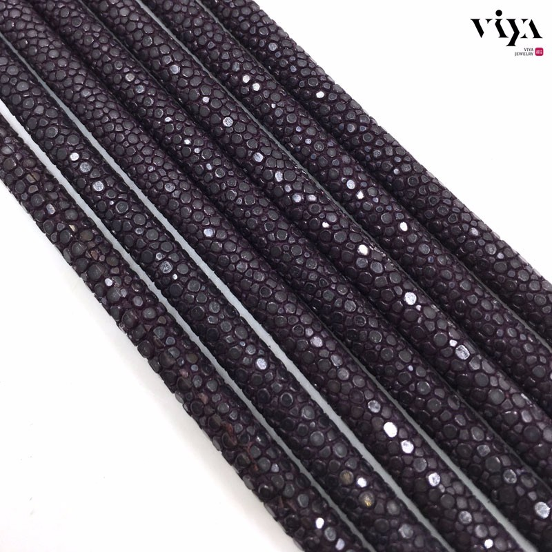 dark-purple-stingray-leather-cord-available-diameter-4-mm-5-mm-6-mm-(6)
