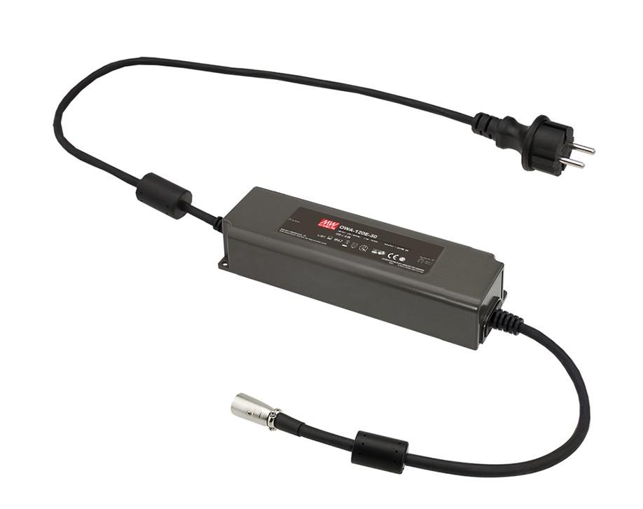 цена на [PowerNex] MEAN WELL original OWA-120E-54 54V 2.3A meanwell OWA-120E 54V 124.2W Single Output Moistureproof Adaptor