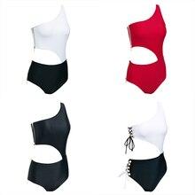 Side zipper High waist Push up bathing suit
