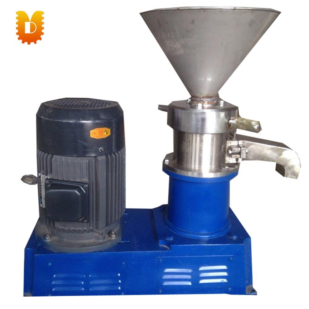 UDJM-80 jam peanut colloid mill seasame crushing machine economic emulsifying colloid mill jm