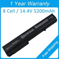 Laptop battery for hp Business Notebook NW8440 NW8200 7400 395794 261 395794 422 395794 741 398875 001 398876 001 360318 001