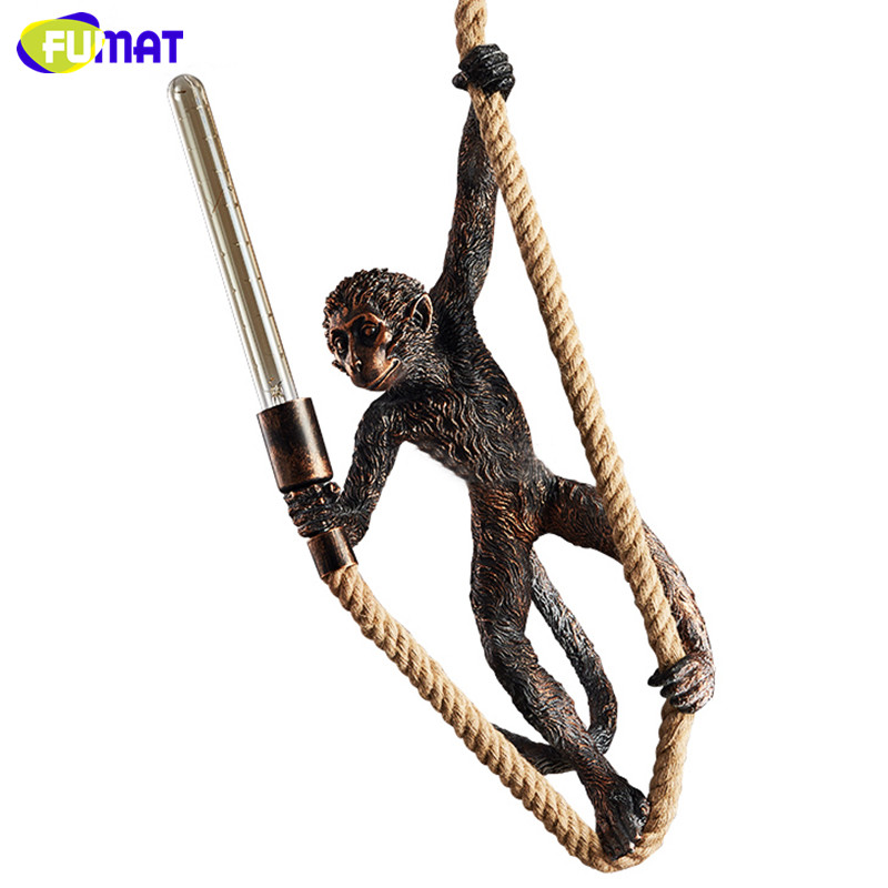 Monkey Pendant Light 15