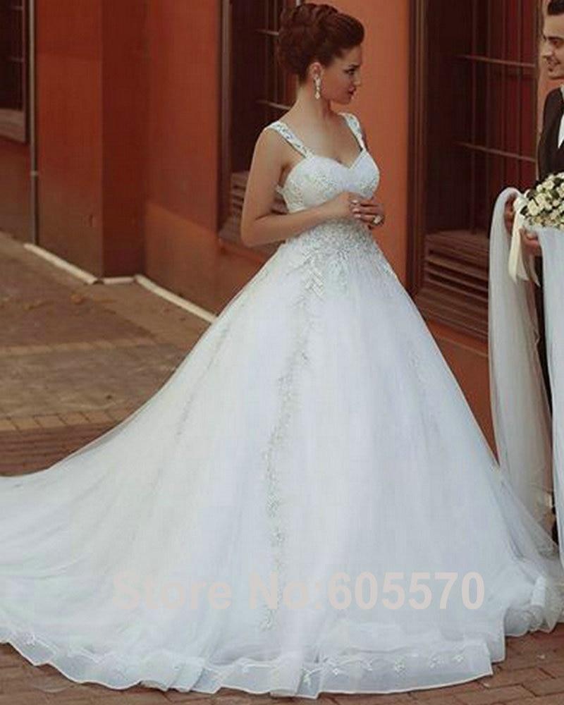 cinderella puffy wedding dresses