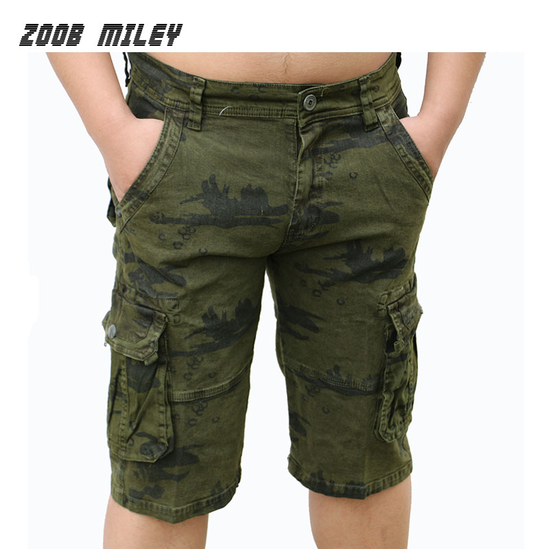 Popular Green Camo Cargo Shorts for Men-Buy Cheap Green Camo Cargo ...