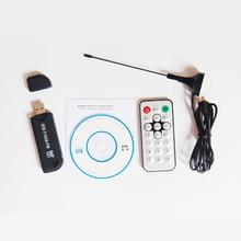 Digital USB 2.0 FM+DAB+DVB-T+SDR Dongle STICK Digital TV TunerRTL2832U+R820T Support SDR Tuner Receiver+Antenna