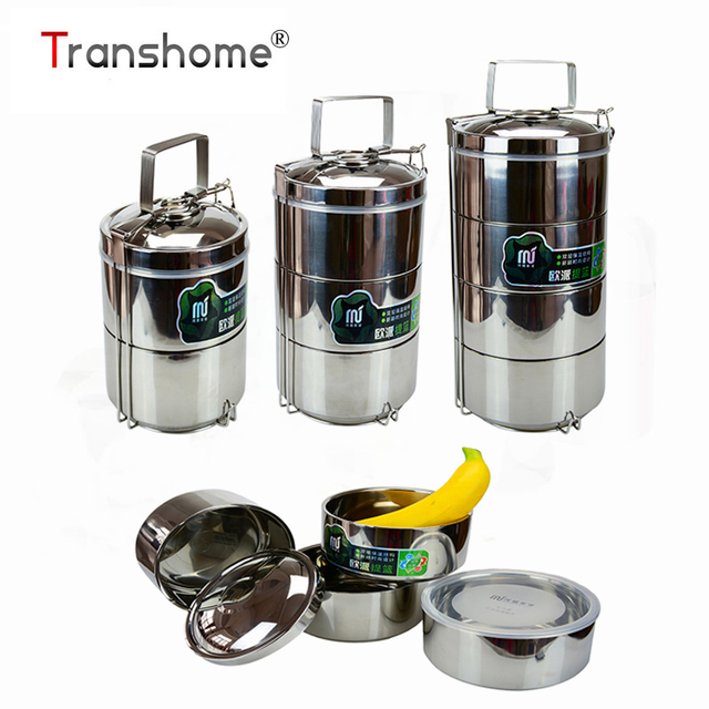 Multilayer Stainless Steel Dinnerware Set Insulated Food Box Three-storey Double-layer bento Dinning  sc 1 st  AliExpress.com & Multilayer Stainless Steel Dinnerware Set Insulated Food Box Three storey Double layer bento Dinning box Kitchen Accessories-in Dinnerware Sets from ...