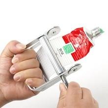 Art-Supplies Paint-Squeezer Practical-Tool Metal-Oil Pigment Extruder Manual E20