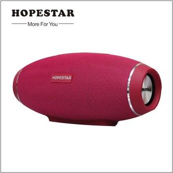 Hopestar H20 Rugby Bluetooth Lautsprecher Wireless Mini Perfekte Klang Schwerer Bass Stereo Musik Player Fußball Subwoofer für Smarthone