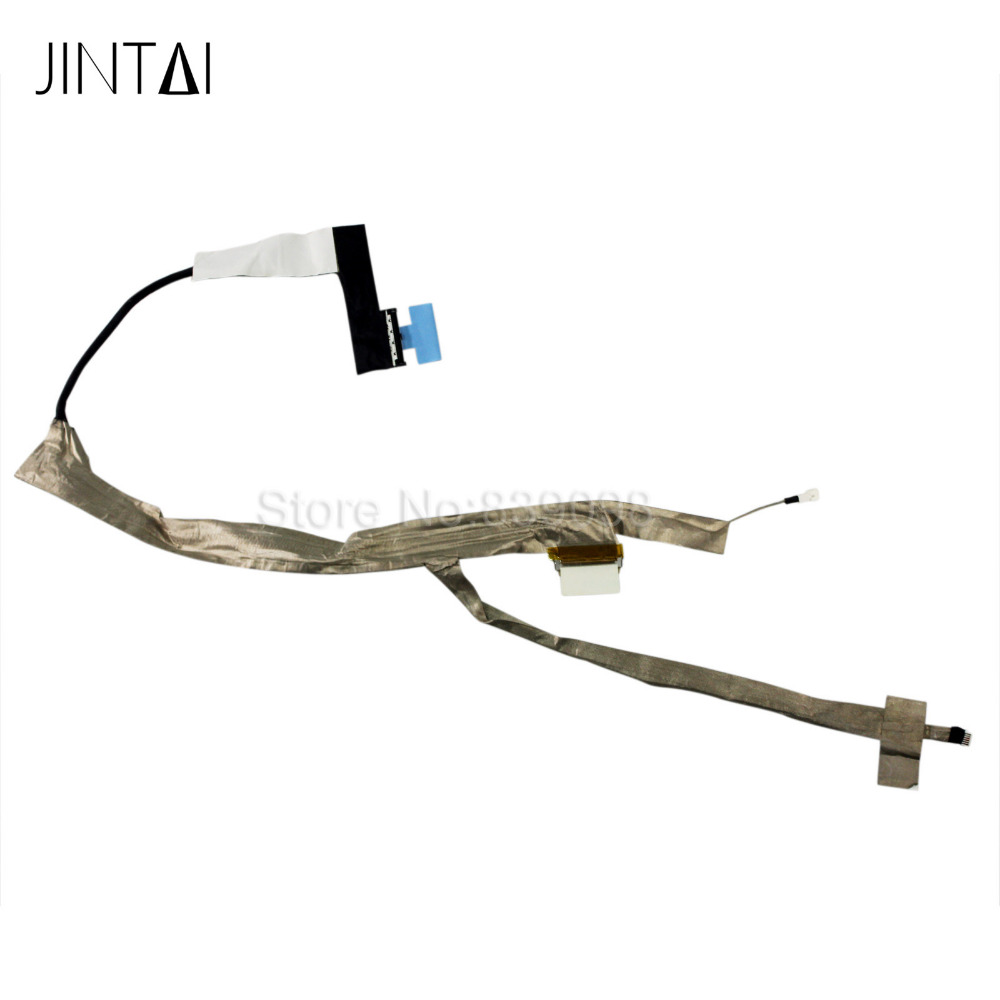 LCD LVD LED Video Screen FLEX Cable For HP Pavilion DV7 DV7-7000 SERIES 682226-001 683683-001 50.4SU29.001