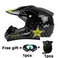 2016 nuevo casco de la motocicleta del mens moto casco capacete motocross off road motocross casco de calidad superior