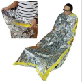 New Reusable Waterproof Emergency Foil Sleeping Bag thermal blanket Outdoor Survival Hiking Camping