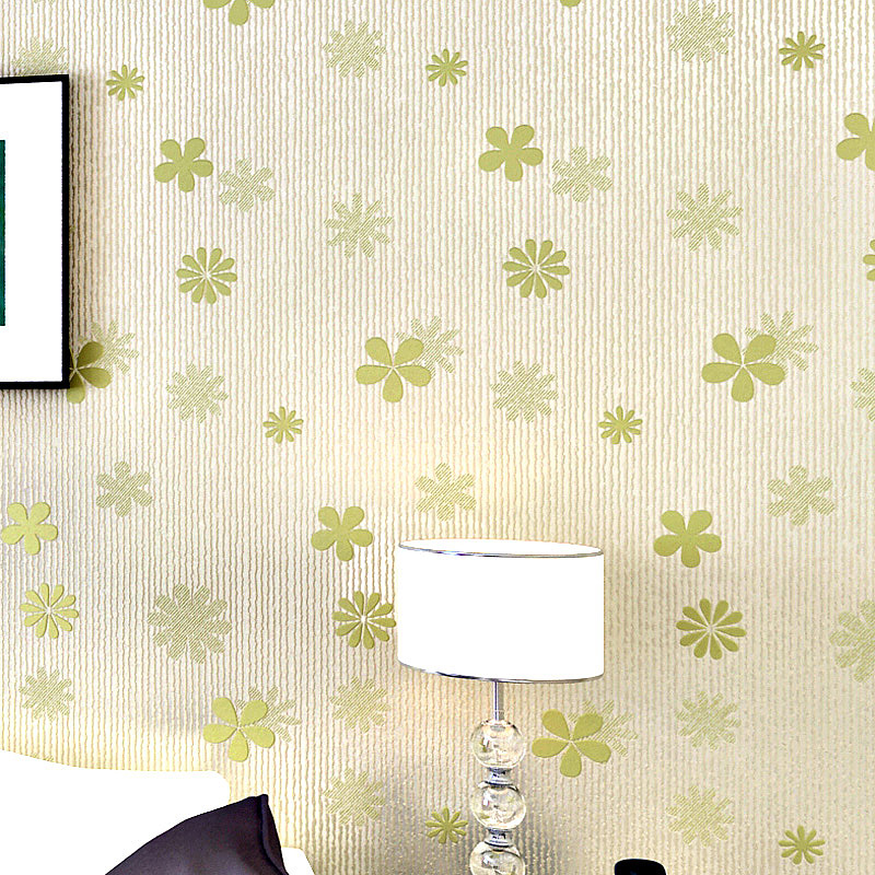 Non-woven Wallpaper Flowers,Floral Wall Paper for Living Room Flower wallpaper for walls Bedroom Wallpapers,paper decoration