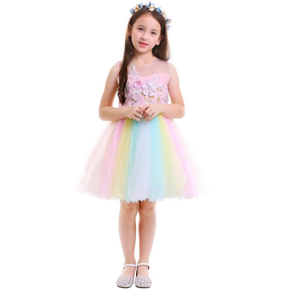 899a2cdb7ed Подробнее Обратная связь Вопросы о Платье для девочек с единорогом и ...