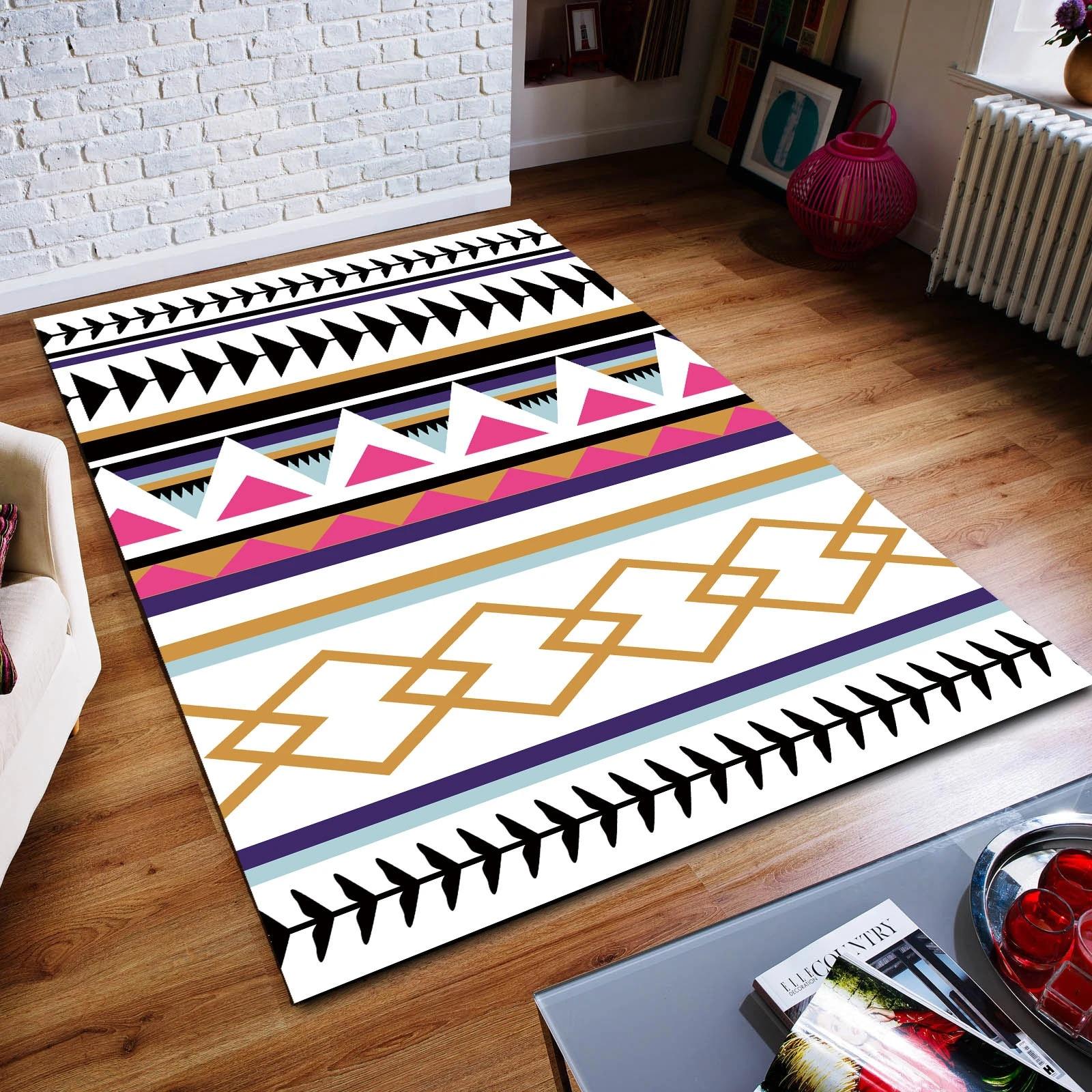style nordique motif geometrique grande zone tapis pour salon salle d etude tapis maison moderne antiderapant grande taille tapis 200 300cm
