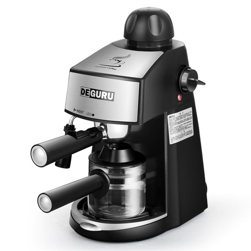 DEGURU Steam type high pressure Coffee machine Italian high-end Fragrant Coffee machine Free shipping rice cooker parts steam pressure release valve