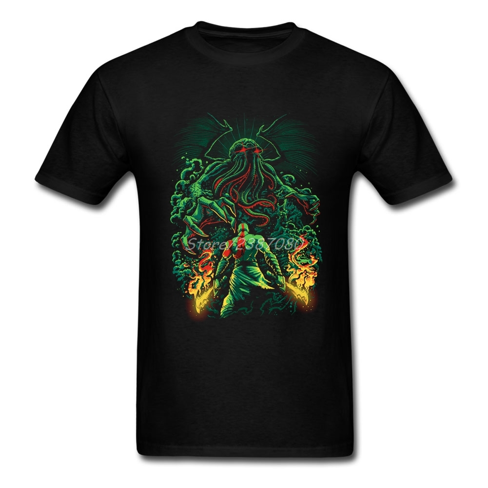 Pp Clash Of The Old Gods T Shirt Party Mens T-shirts Cotton Crewneck XXXL Short Sleeve C ...