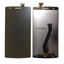 ЖК-экран для Oneplus One Plus 1 + A0001 ЖК сенсорный экран дигитайзер ЖК-дисплей сборка оригинальный OnePlus сменные детали для ЖК-экрана