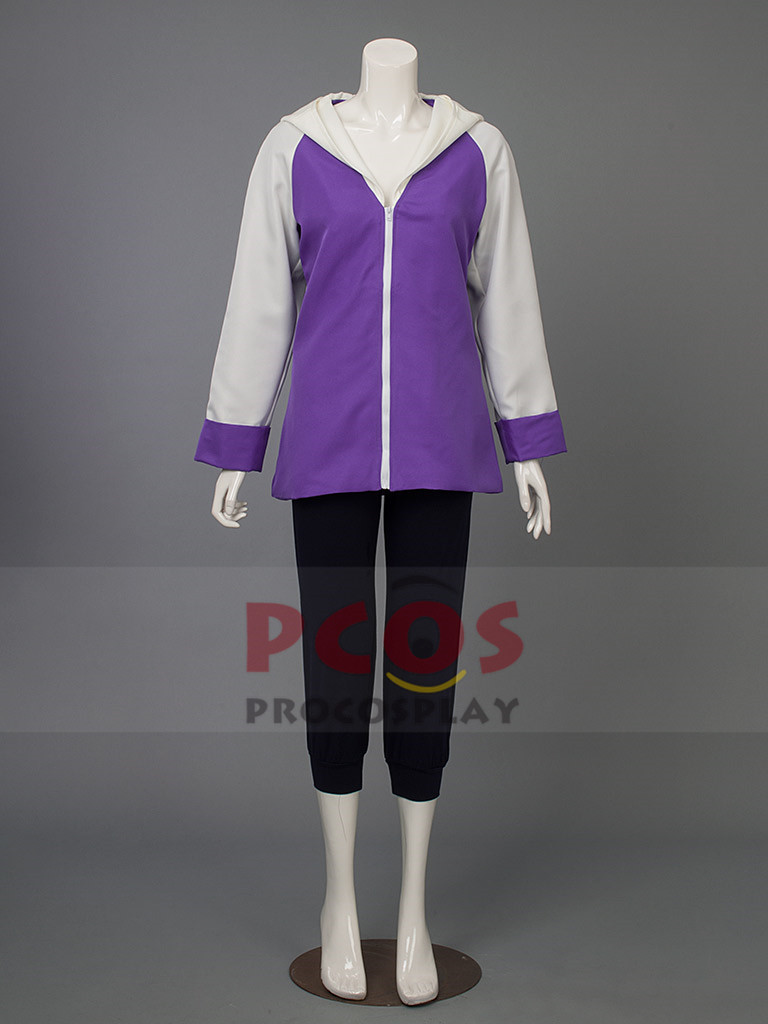 Naruto Hinata Hyuuga Cosplay Blue Girls Awesome Cosplay Costume mp000343