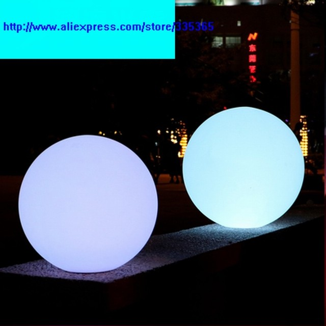 Pe round dia300mm rgb rechargeable battery outdoor light floating pe round dia300mm rgb rechargeable battery outdoor light floating on water led swimming pool aloadofball Images