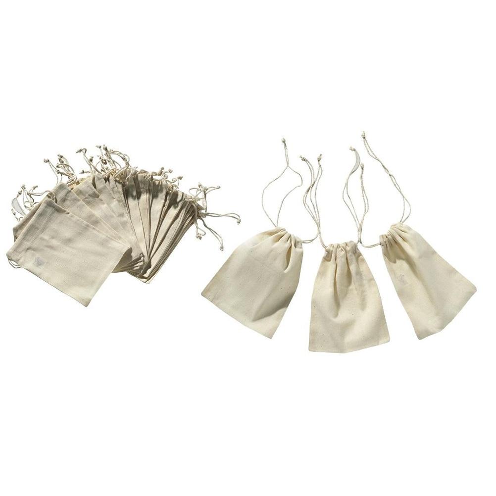 24 Pcs 10*14.5cm Drawstring Gift Bags Wedding Favor Bags jewelry ...