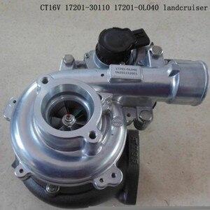 Xinyuchen turbolader für TOYOTA GT2359V mit Lando coolze 17201-17050
