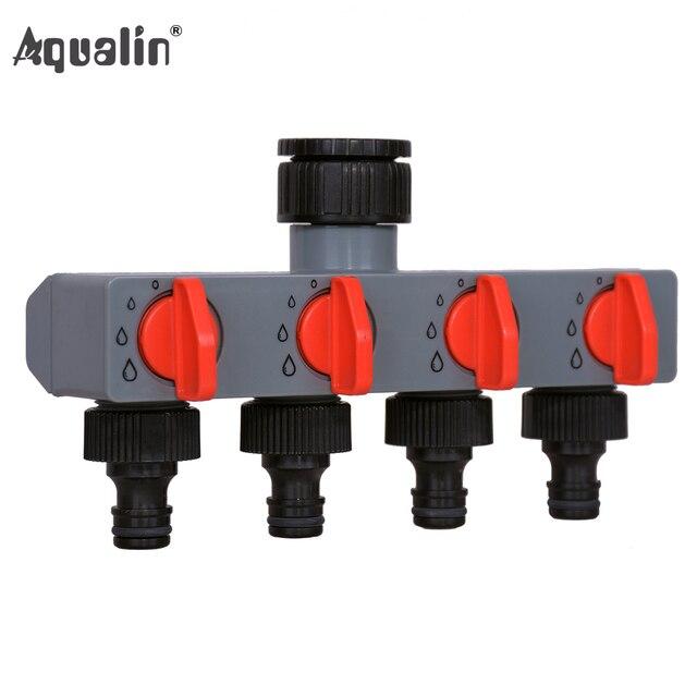 Distributore di Acqua di Rubinetto Adattatore ABS di Plastica Tubo Connettore A