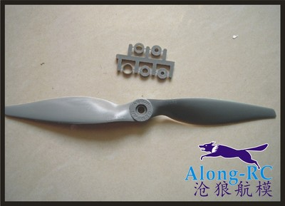 FREE SHIPPING 10PCS RC PLANE airplane spare part C-APC1050 <font><b>10X5</b></font> 1050 10 INCH <font><b>PROPELLER</b></font> (L=25.4CM) for airplane RC model image