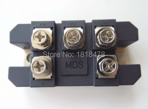 MDS-150A 5 Terminals 3 Phase Diode Module Bridge Rectifier 150A 1600V